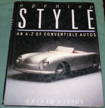 Open Top Style. An A_Z of Convertible Autos.